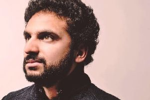 Nish Kumar will be hitting the stage in Leeds, York and Huddersfield in the coming weeks.