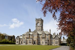 The Clock Tower is the former adminstrative heart of High Royds psychiatric hospital, which has been converted into homes