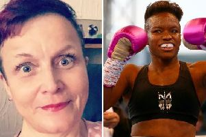 Both Josh Warrington and Nicola Adams are both inspirational. They have been involved with lots of community ventures locally and the young generation are encouraged into sport purely by seeing these two.