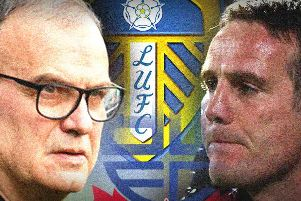 Marcelo Bielsa and Phil Parkinson.