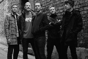 Shed Seven play their first ever headline arena show at Leeds First Direct Arena on Saturday, December 7