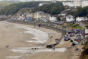 The beach at Filey was ranked number six in the annual TripAdvisor Travellers' Choice Awards.