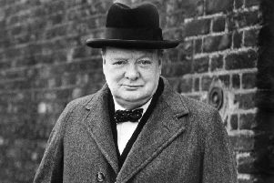 File photo dated circa 1940 of Sir Winston Churchill. PA Wire