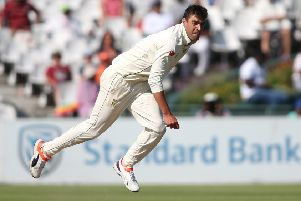 Duanne Oliver bowling for South Africa (PIcture: Getty)