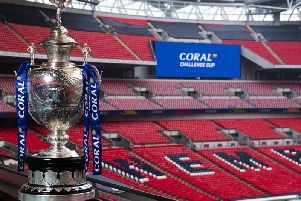 Thatto Heath and Haydock are in Challenge Cup action this weekend