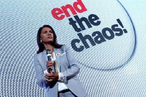 Gina Miller is a businesswoman and leading anti-Brexit campaigner.