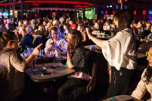 WIN a Mecca Bingo party night out with meal and drinks for 10 in Leeds