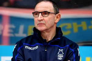 Hull City manager Nigel Adkins says Martin O'Neill will have brought a different mindset to Nottingham Forest (Picture: Scott Wilson/PA Wire).