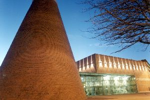 St Helens received an 8.3m grant in 1997 for the World of Glass