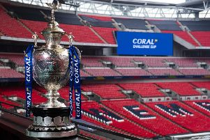 The Challenge Cup fourth round draw was made on Tuesday.
