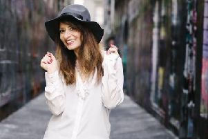 Shappi Khorsandi appears at Leeds City Varieties this month.