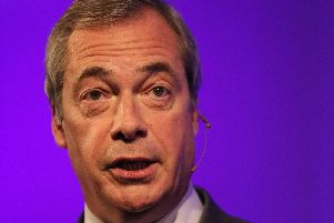 Nigel Farage is bringing a Brexit march to Doncaster.
