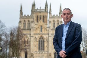 Selby District Council leader Mark Crane