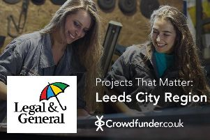 APPLY NOW: £33,000 giveaway for Projects That Matter in Leeds City Region