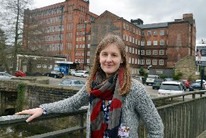 Victoria Sheldon has joined the team at Strutts North Mill and the Derwent Valley Visitor Centre to help recruit and support the volunteers.