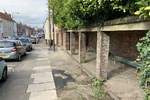 Arriva asked Durham County Council to bring the former bus stop in Hallgarth Street back into use.