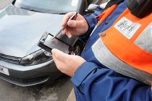 Assaults against traffic wardens are said to be on the increase.