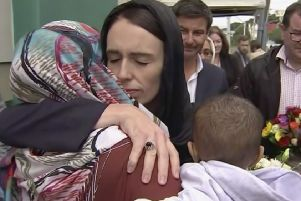 New Zealand premier Jacinda Ardern's response to the Christchurch shootings has touched the world.