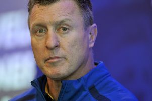 Leeds Rhinos head coach Dave Furner. Picture Tony Johnson.