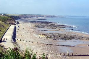 File picture: A beach at Seaham