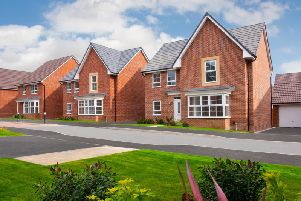 Maple Gardens on Park Hall Road in Mansfield Woodhouse