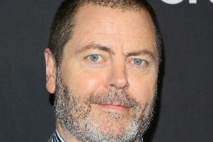 Nick Offerman will be touring in the UK this summer.