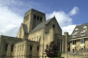 A former monk at Ampleforth College has been charged with 23 non-recent child sex offences.