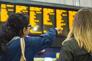 Rail passengers are facing a postcode lottery when it comes to making a compensation claim