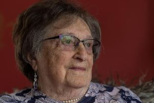 Holocaust survivor Iby Knill only started sharing her story 60 years after the war.