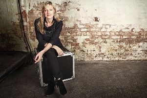 Mary Anne Hobbs. Picture: BBC