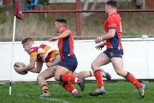 Fylde supporters have seen a feast of tryscoring this season despite missing out on promotion