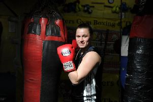 RAPID RISE: For Tigers Gym star Jodie Wilkinson who is now a national champion.