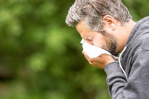 Hay fever sufferers could be in for a tough time as pollen season starts early