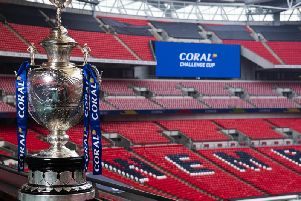 St Helens will travel to Huddersfield on the evening of Sunday, May 12
