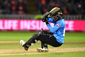 Sussex Sharks' Jofra Archer.