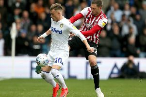 Leeds United take on Brentford at Griffin Park on Easter Monday.