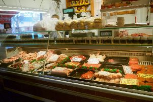 Whoever takes over the shop will be handed the secret recipe for the sausages