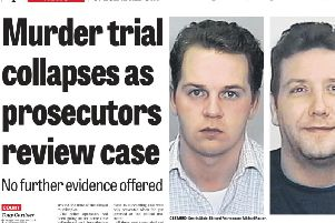 The Yorkshire Evening Post's coverage of the Dennis Slade case