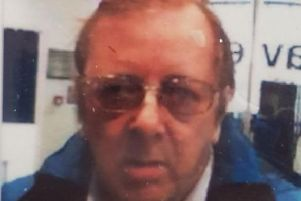 Terry Harhoff has been reported missing