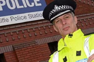 Chief Superintendent Shaun Morley