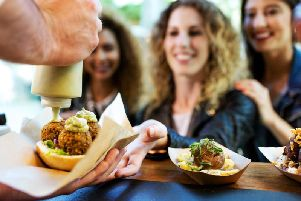 Discover tasty secrets about street food trends with Bidfood