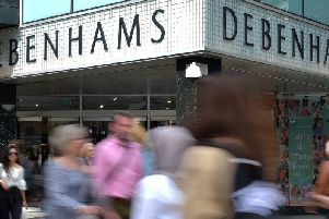 Debenhams have announced 22 of the 50 stores earmarked for closure