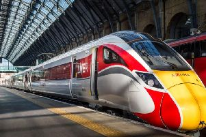 A new experience awaits passengers travelling from Leeds and Hull on LNER