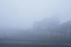Leeds is currently covered in a thick layer of fog. But what has caused it and when will it clear?