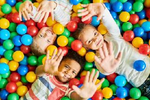 Ball pits are a staple of childrens soft play centres and birthday parties - and we often think of them as safe havens for kids.