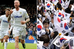 Leeds United's legacy has, unbeknownst to fans, crept its way into the Korean dictionary. Image: PA/Getty
