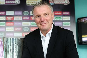 Leeds Rhinos' chief executive Gary Hetherington. Picture: Simon Wilkinson/SWpix.com.