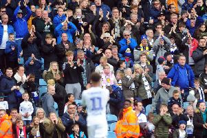 Leeds United announce play-off ticket details.