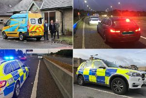 The police speed camera locations on the M1 and M62