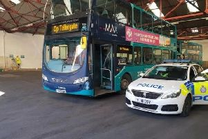 This is how the bus looked when the initiative was launched in 2018.